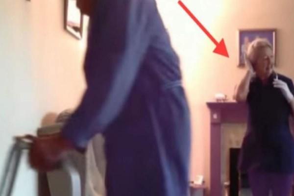 Νόμιζε ότι έχανε τα λογικά του και έβαλε κρυφή κάμερα στο σπίτι του. Αυτό που είδε τον άφησε άφωνο...