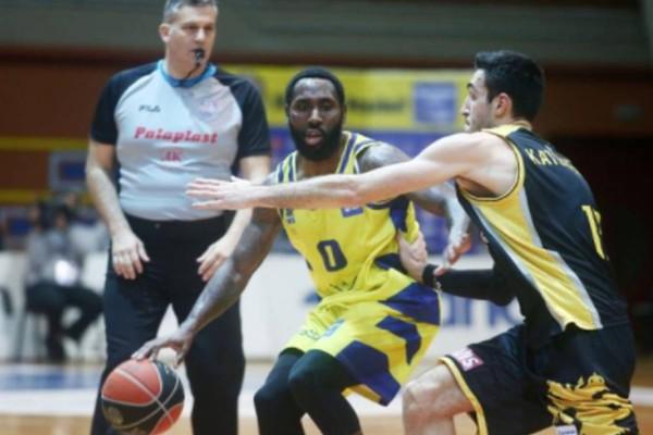 Basket League: Κηδεία της ΑΕΚ στο Λαύριο!