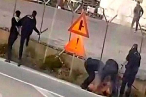 Λέσβος: Ξυλοδαρμός μεταναστών από συνοριοφύλακες και έναν αστυνομικό