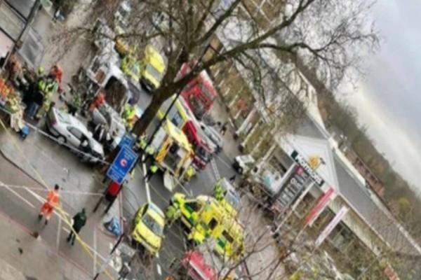 Τρομοκρατικό χτύπημα στο Λονδίνο!