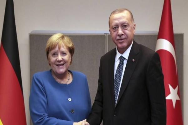 Ερντογάν: Νέα συμφωνία με την ΕΕ για το μεταναστευτικό θέλει ο Τούρκος πρόεδρος