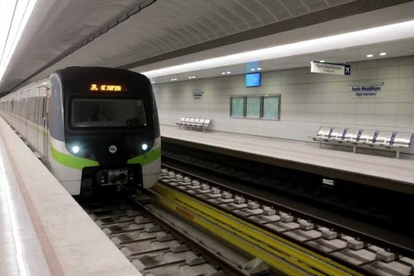 Μετρό Αθήνας: Έρχονται σύντομα άλλοι δύο σταθμοί στη γραμμή 2