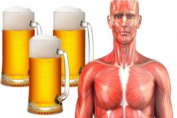 Δείτε τι θα συμβεί στον οργανισμό μας αν πίνουμε μια μπύρα κάθε μέρα, για έναν μήνα!