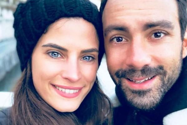 Έγκυος η Χριστίνα Μπόμπα - Τρισευτυχισμένος ο Σάκης Τανιμανίδης