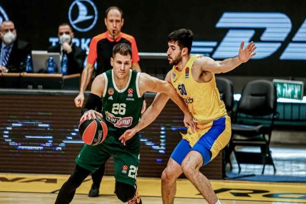 Euroleague: Ο απίθανος Νέντοβιτς δεν ήταν αρκετός για τον Παναθηναϊκό