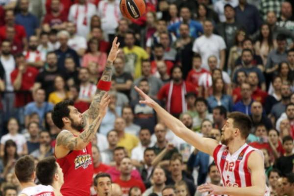 Euroleague: Να σφραγίσει τον θρίαμβο της Βαρκελώνης στο Βελιγράδι ο Ολυμπιακός!