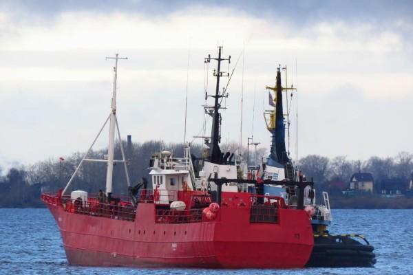 Τραγωδία στον Αρκτικό Κύκλο: Πλοίο βούλιαξε από το πολύ χιόνι - Ώρες αγωνίας για το πλήρωμα