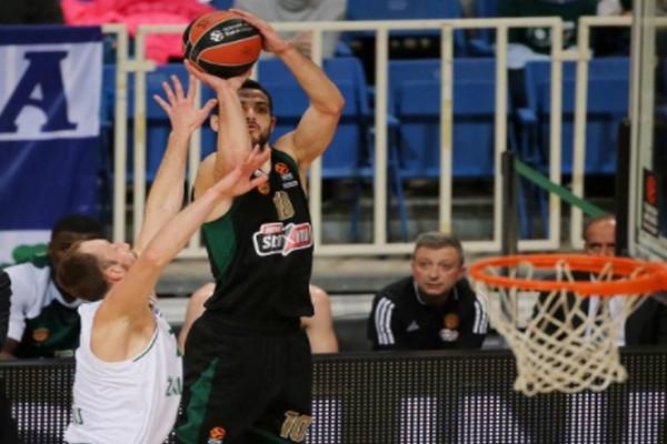 Euroleague: Για τροχιά... οκτάδας κόντρα στην Ζαλγκίρις ο Παναθηναϊκός!