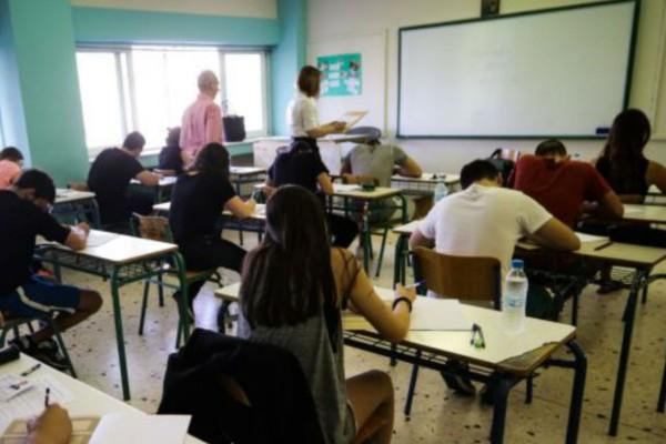 Πανελλαδικές εξετάσεις: Ανατροπή για την εισαγωγή των υποψηφίων στα Πανεπιστήμια (Video)