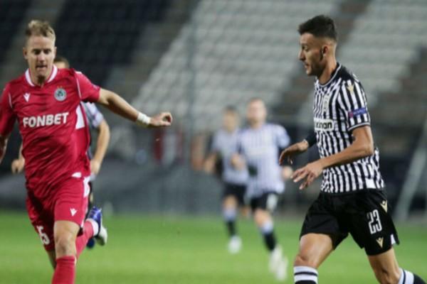 Europa League: Τα ρέστα του για την πρόκριση ο ΠΑΟΚ!