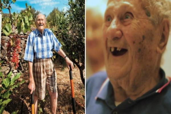 Παππούς είχε καρκίνο και του έδιναν 9 μήνες ζωής - Εκείνος πήγε στην Ικαρία και έγινε το... θαύμα!