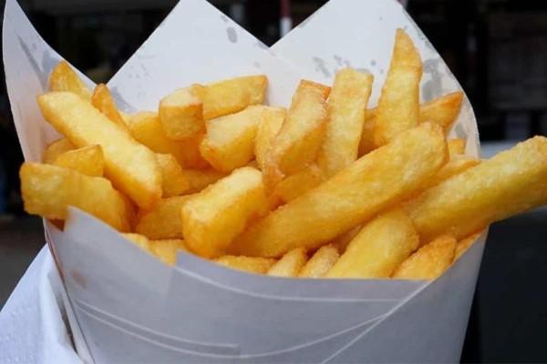 Οι Βέλγοι κάνουν τις καλύτερες τηγανητές πατάτες - Δείτε την συνταγή τους
