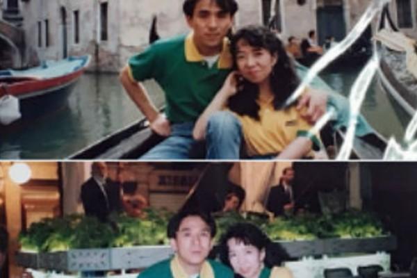 Πατέρας φορούσε πάντα το ίδιο μπλουζάκι - Η κόρη του βρήκε μια φωτογραφία του που τραβήχτηκε πριν 20 χρόνια και...