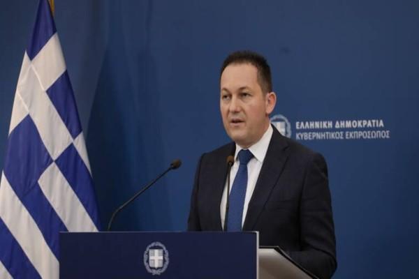 Στέλιος Πέτσας: Έως το τέλος του Ιουνίου θα λάβουμε 25 εκατ. εμβόλια στην Ελλάδα