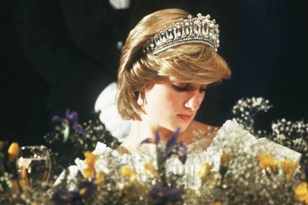 Θλιμμένη φωτογραφία της πριγκίπισσας Νταϊάνα - Για πρώτη φορά στο φως της δημοσιότητας