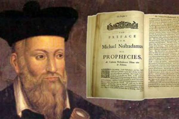 5+1 εφιαλτικές «προφητείες» του Νοστράδαμου για το 2021 (Video)