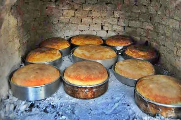 Μοσχομύρισε ελληνική παράδοση - Χωριάτικο ζυμωτό ψωμί με προζύμι