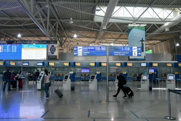 Μέτρα για τις πτήσεις - Παρατείνονται έως τις 7 Ιανουαρίου 2021
