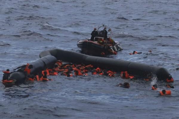 Νέα τραγωδία στη Μεσόγειο: Εντοπίστηκαν 4 πτώματα παιδιών