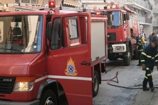 Συναγερμός στη Θεσσαλονίκη: Φωτιά ξέσπασε σε οίκο ανοχής