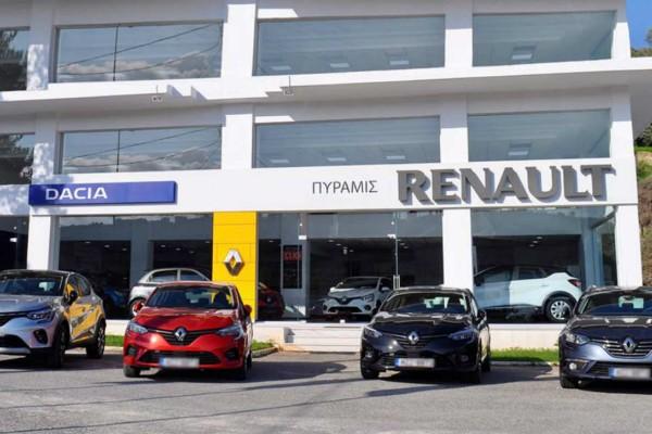Νέα εποχή Renault στο Ηράκλειο Κρήτης