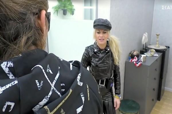 «Θες να τα δεις; Πάρ'τα, κοίτα τα»: O Πυργίδης δείχνει το μόριό του στην Άννα – Μαρία στο Big Brother!