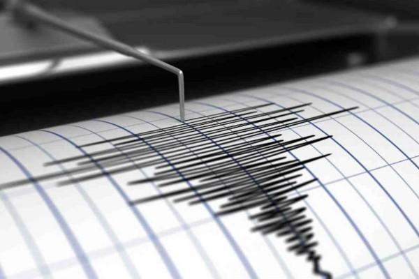 Σεισμός αισθητός στη Ρόδο
