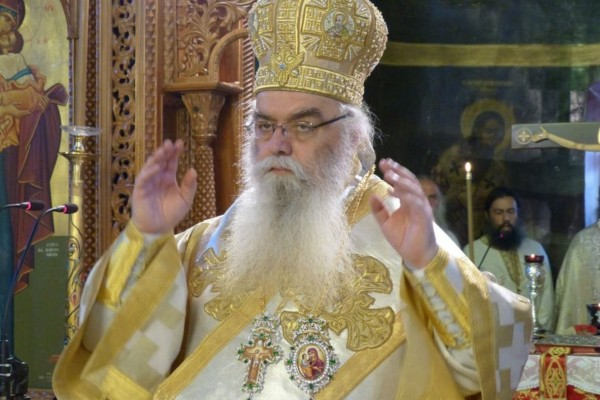 Κορωνοϊός: Εκοιμήθη ο Μητροπολίτης Καστοριάς Σεραφείμ