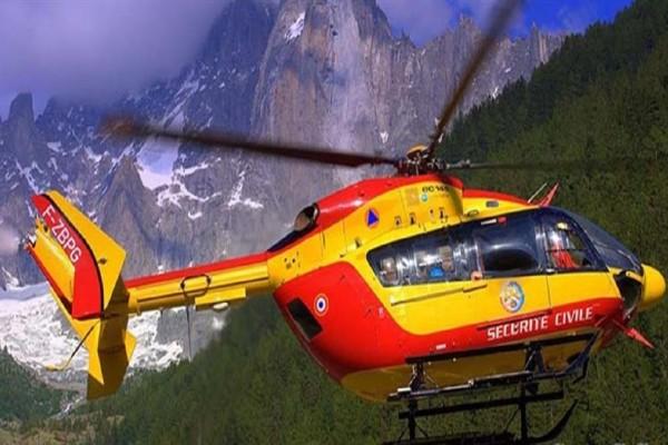 Γαλλία: Συνετρίβη ελικόπτερο - Αγωνία για έξι επιβαίνοντες