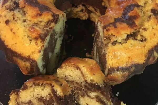 Κέικ μπανάνα - σοκολάτα με ελαιόλαδο: Το τέλειο γλυκό