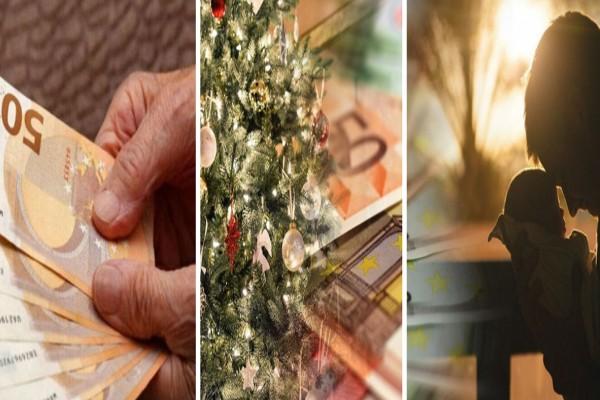 Μπαράζ πληρωμών: Επιδόματα, συντάξεις, δώρο Χριστουγέννων - Όλες οι καταβολές μέσα στον Δεκέμβριο (Video)