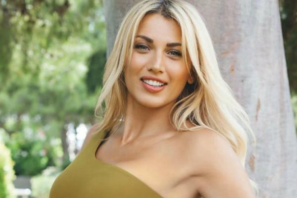 Κωνσταντίνα Σπυροπούλου: Η αποδοχή του challenge από τον Τάσο Δούση και η δική της προσφορά αγάπης