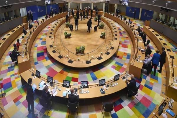 Σύνοδος Κορυφής: Συμφωνία των «27» για τις κυρώσεις κατά της Τουρκίας