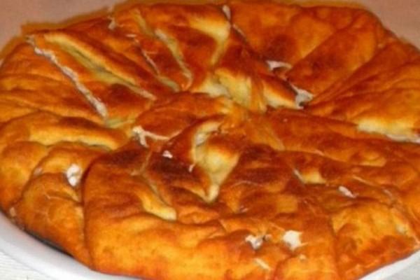 Συνταγή για τηγανόψωμο σαν της γιαγιάς