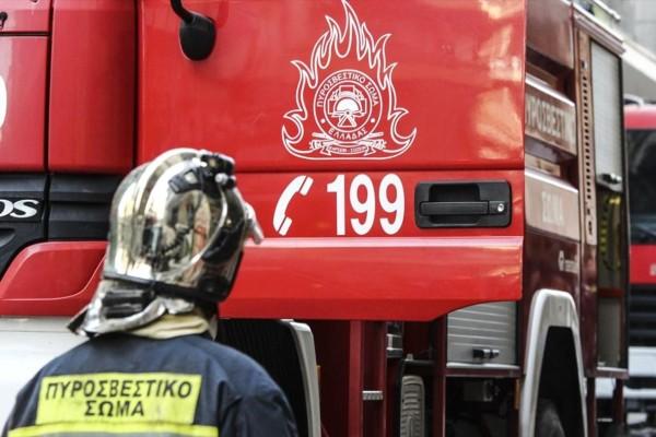 Συναγερμός στους Θρακομακεδόνες: Φωτιά ξέσπασε σε ταβέρνα