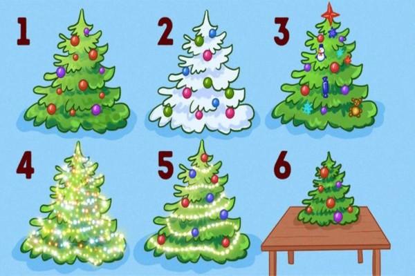 Τι αποκαλύπτει το Χριστουγεννιάτικο δέντρο σας για εσάς