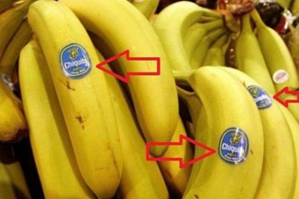 Μεγάλη προσοχή στα φρούτα που αγοράζετε - Δείτε τι σημαίνουν τα νούμερα στις ετικέτες τους