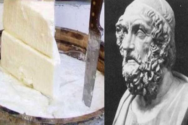 H φέτα είναι το αρχαιότερο τυρί του κόσμου και η απόδειξη βρισκεται στην Οδύσσεια