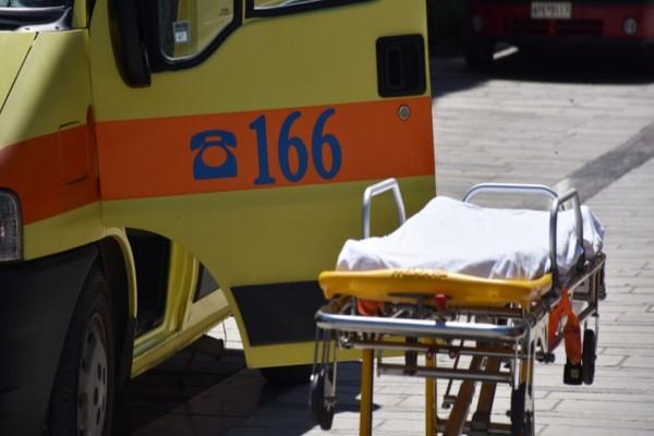 Φρίκη στην Κόρινθο: Νεκρός 35χρονος οδηγός φορτηγού από τα καλώδια της καρότσας