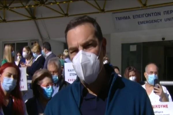Κορωνοϊός: Εμβολιάστηκε στα «κρυφά» ο Αλέξης Τσίπρας
