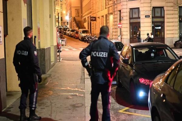 Άλλοι δύο ύποπτοι συνελήφθησαν για την επίθεση στη Βιέννη