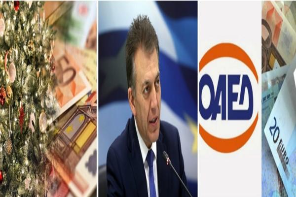 Τι ισχύει για επίδομα 800 ευρώ, δώρο Χριστουγέννων και επίδομα ανεργίας - Αποκαλύψεις Βρούτση