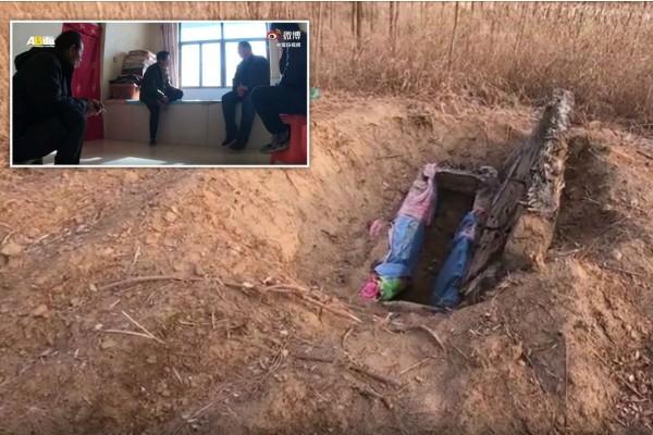 Φρίκη: Ξέθαψαν τη νεκρή κόρη τους από τον τάφο και την πούλησαν για 10.000 ευρώ! (photo-video)