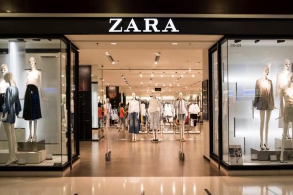 ZARA: Το girly φόρεμα που θα σας εντυπωσιάσει - Κοστίζει μόνο 16,99 ευρώ