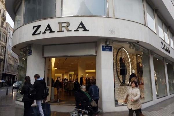 Ξεπούλημα στα ZARA - Το ακαταμάχητο μπουφάν σε τιμή έκπληξη!