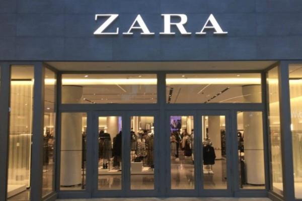ZARA: Ξεκινούν οι προσφορές από τη Δευτέρα - Το τέλειο φόρεμα που κοστίζει μόνο 9,99 ευρώ