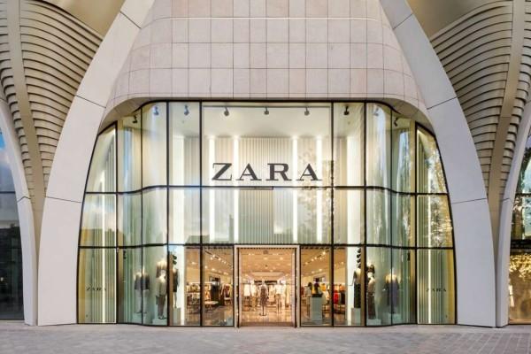 Online ξεπούλημα στα ZARA - Το μπουφάν που κοστίζει κάτω από 20 ευρώ