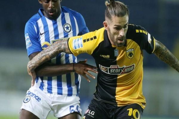 Super League: Ακάθεκτα συνεχίζει η βελτιωμένη ΑΕΚ