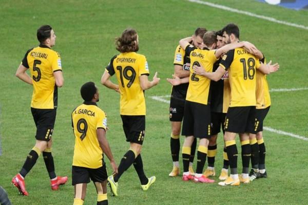 Super League: Βρήκε το δρόμο της η ΑΕΚ
