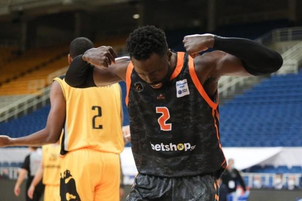 Basket League: Κέρδισε την ελλιπή ΑΕΚ ο Προμηθέας
